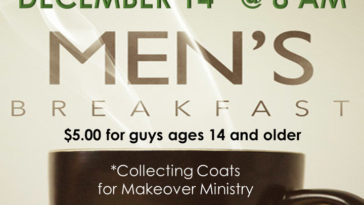 Men's Breakfast logo image