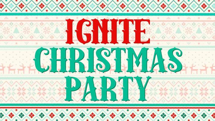 Ignite Christmas Party logo image