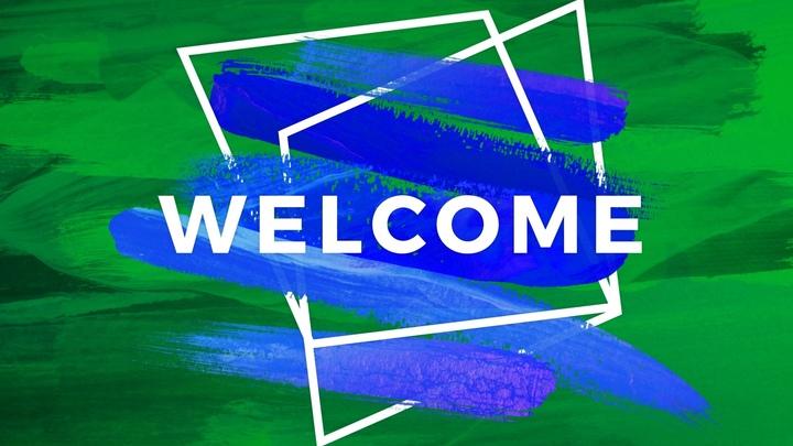 Newcomers Reception January  logo image