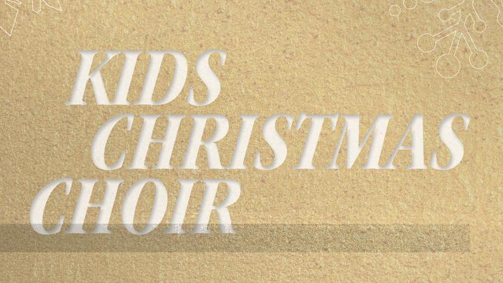 Kids Christmas Choir | Tomball logo image