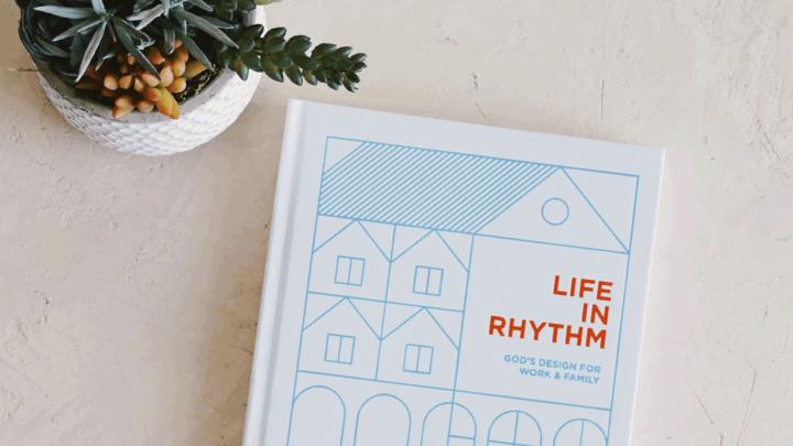 Life in Rhythm logo image