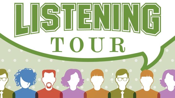 Listening Tour logo image