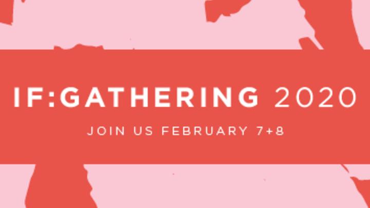 Women's IF: Gathering logo image