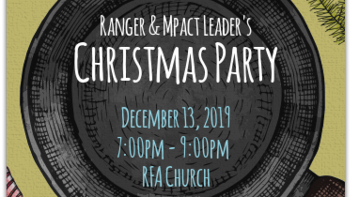 Ranger and Mpact Christmas Party Childcare logo image
