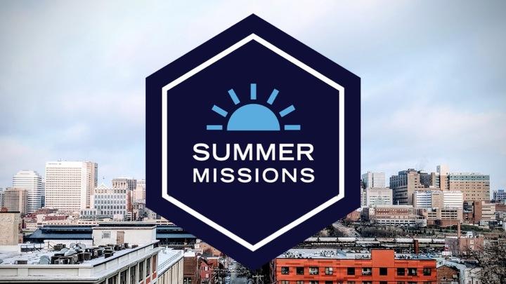 Summer Missions (Week 1) June 28-July 3, 2020  logo image