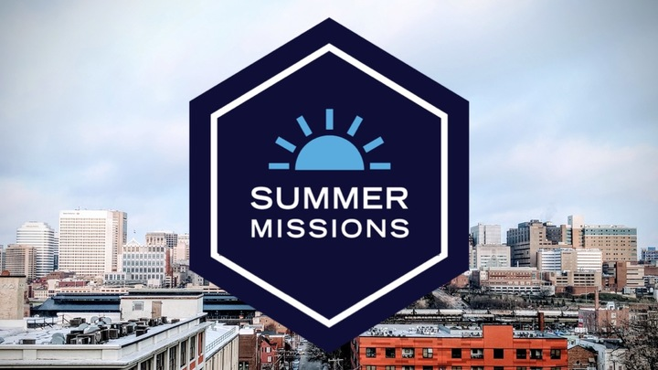 Summer Missions (Week 6) August 2-7, 2020  logo image