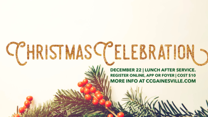 Christmas Celebration Lunch logo image