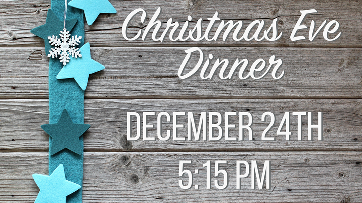 Christmas Eve Dinner logo image
