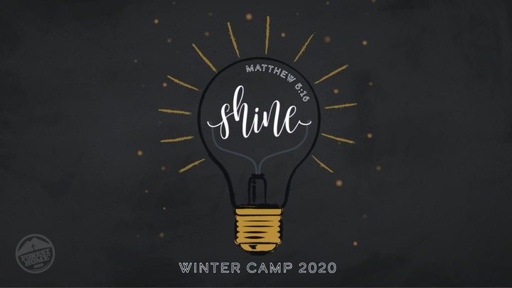 High School Forest Home Winter Camp logo image