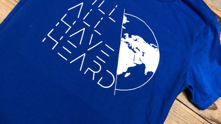 T-Shirt | Till All Have Heard logo image