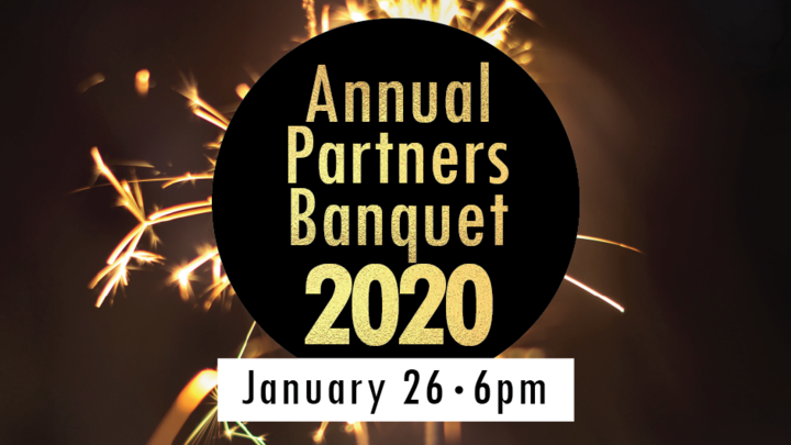 Annual Partners Banquet logo image