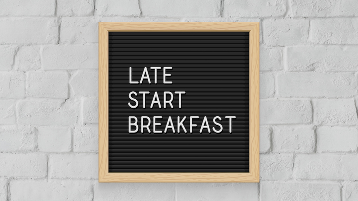 Late Start Breakfast | Carbon Valley Academy | Lunch logo image