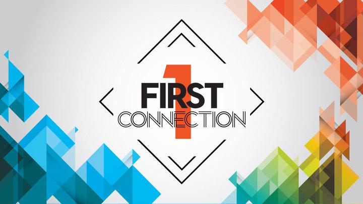 First Connection | Feb 2020 | Sat -or- Sun | BURNSVILLE logo image