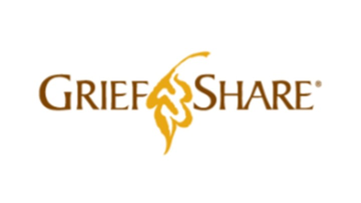 GriefShare - Winter 2020 logo image