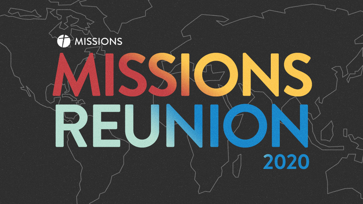 Missions Reunion 2020 logo image