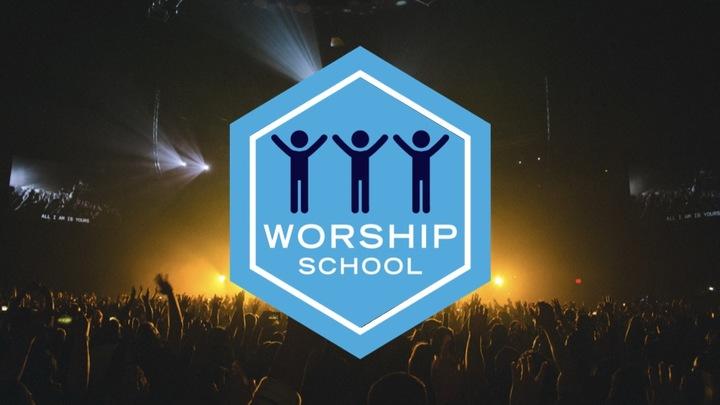School of Worship | September 2020 logo image