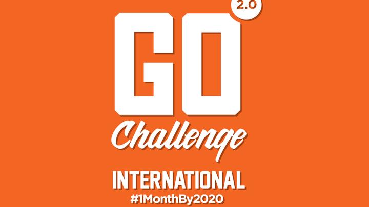 GO! Central Asia - March 18-27, 2020 (Team Leaders:  Thomas & Grace Allen) #450 logo image