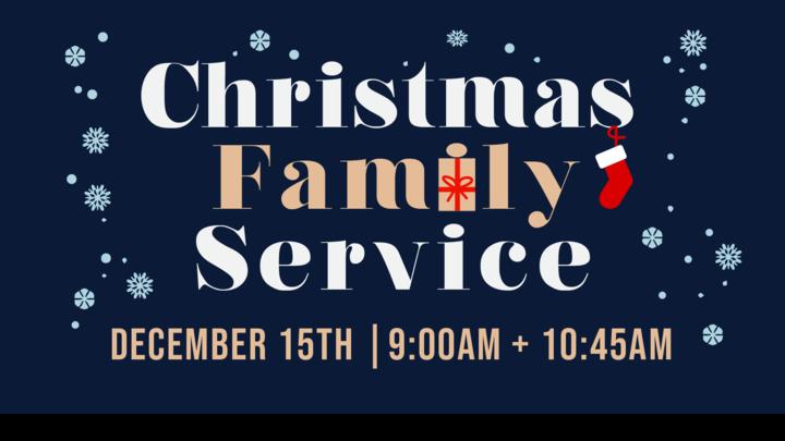 Salida: Christmas Family Service logo image