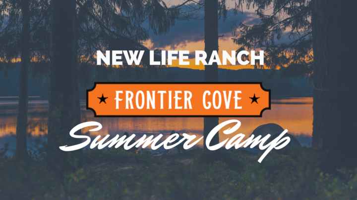 Frontier Cove Summer Camp 2020 logo image