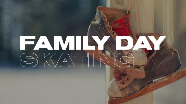 Family Day Skate logo image