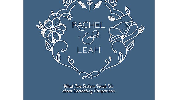 R.E.A.L. Women AM Bible Study Rachel & Leah by Nicki Koziarz logo image