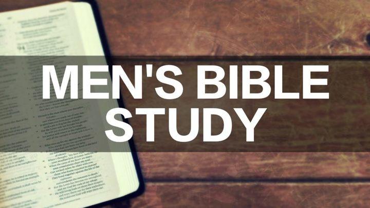 Men's Bible Study & Fellowship logo image