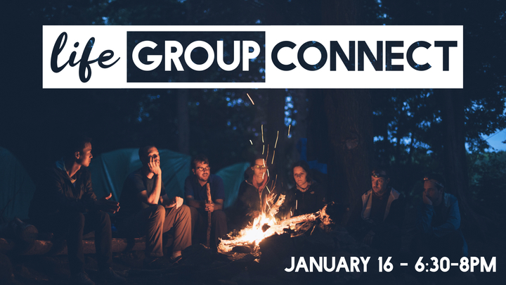 Life Group Connect logo image