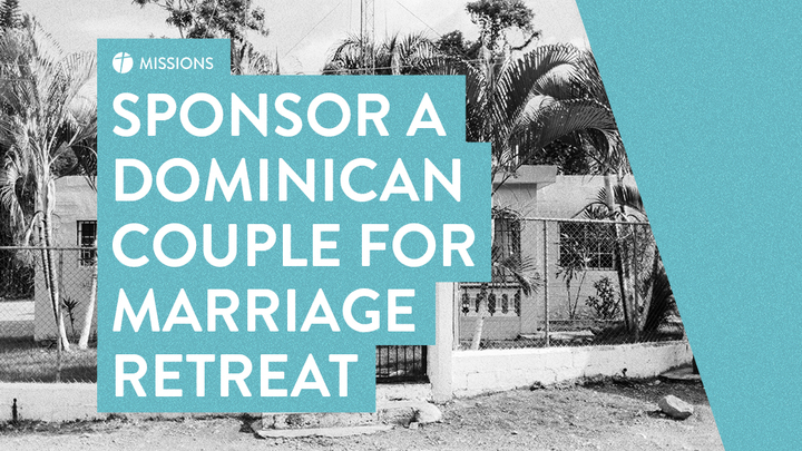Sponsor Dominican Couple for Marriage Retreat logo image