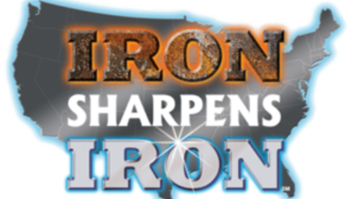 Iron Sharpens Iron Mens Conference  logo image
