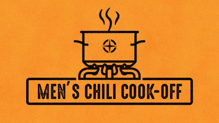 Men's Chili Cookoff logo image