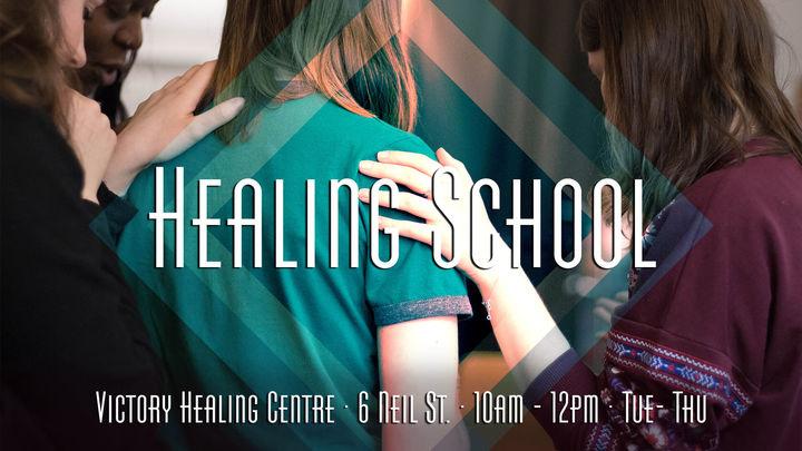 Healing School Workshops logo image
