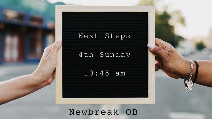 OB Next Steps Class logo image