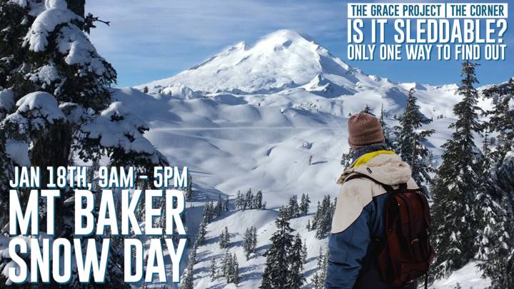 MT BAKER SNOW DAY - Youth (6th -12th Grade) logo image