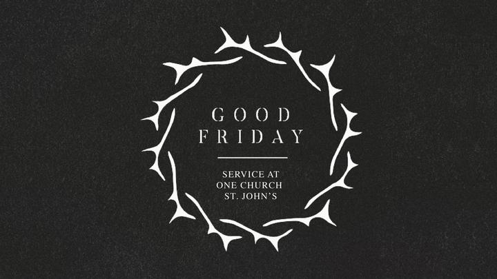 St. John's: Good Friday Service logo image