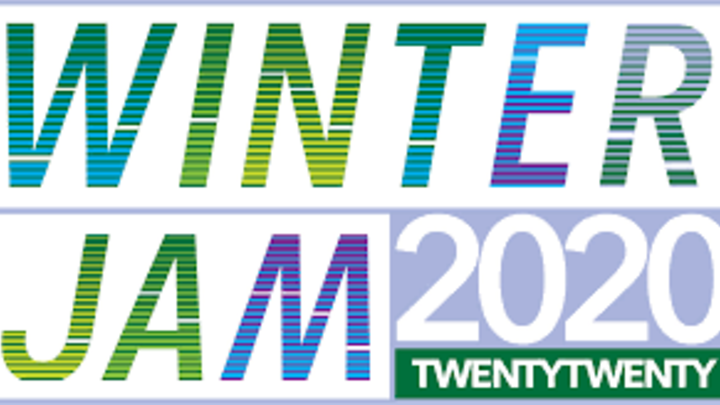 Winter Jam 2020 logo image