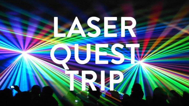 Laser Quest Trip logo image