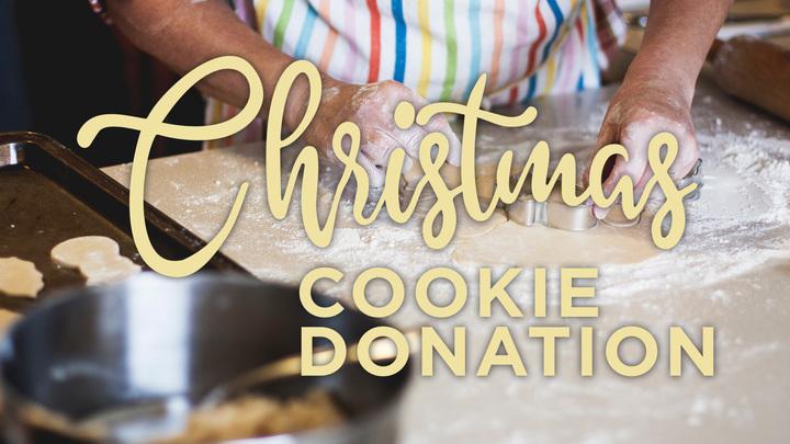 Christmas Cookie Donation logo image