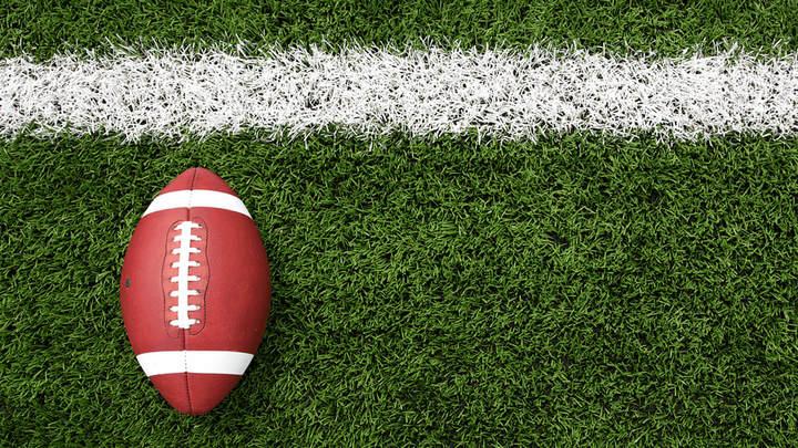 Youth Dude's Turf Football Game logo image