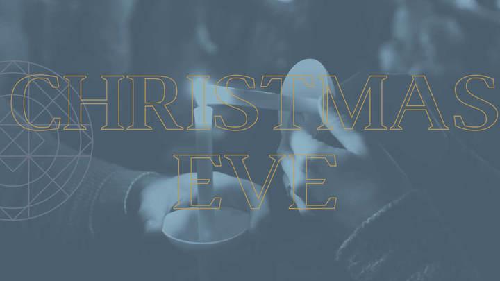 Christmas Eve logo image