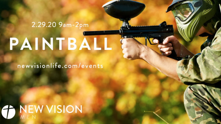 Mens Paintball Outing  logo image
