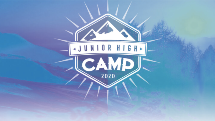 Jr High Winter Camp 2020 logo image