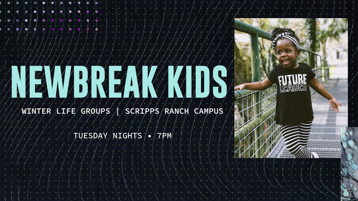 Scripps Ranch Kids Midweek Program-Winter 2020 logo image