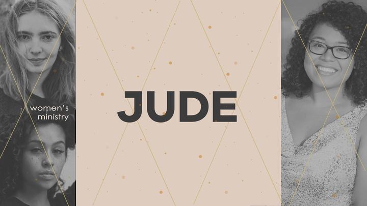 Women's Bible Study - Jude (Rialto Campus) logo image