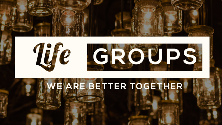 Life Group Launch Party logo image