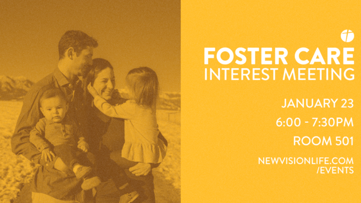 Foster Care Interest Event logo image