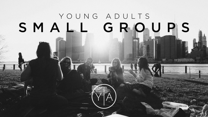 Young Adults Small Groups logo image