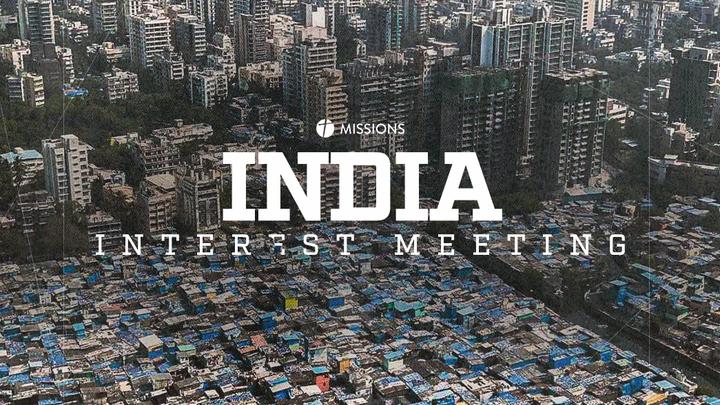 Mumbai, India Mission Project Interest Meeting logo image