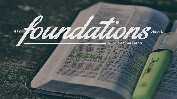 February Foundations Class logo image