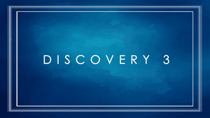 Discovery 3 (Rialto Campus) logo image