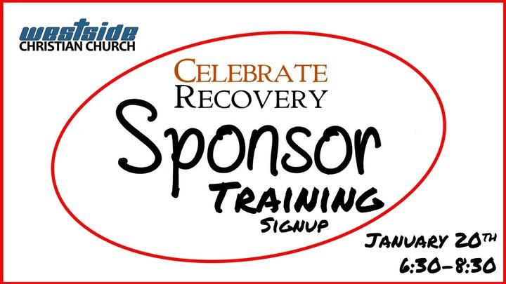 Sponsor Training Signup  logo image